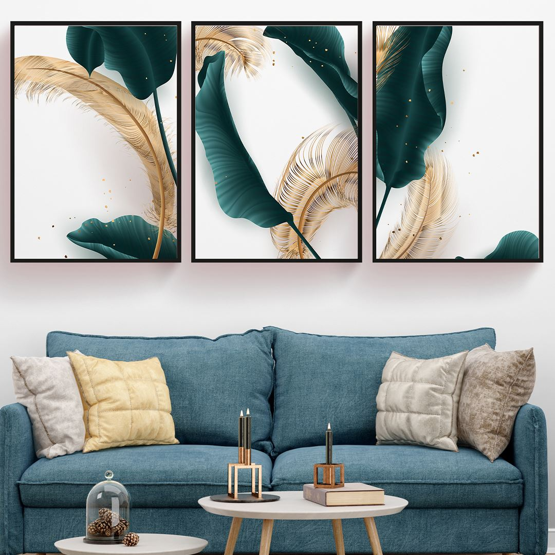 Modern Elegance Set Canvas