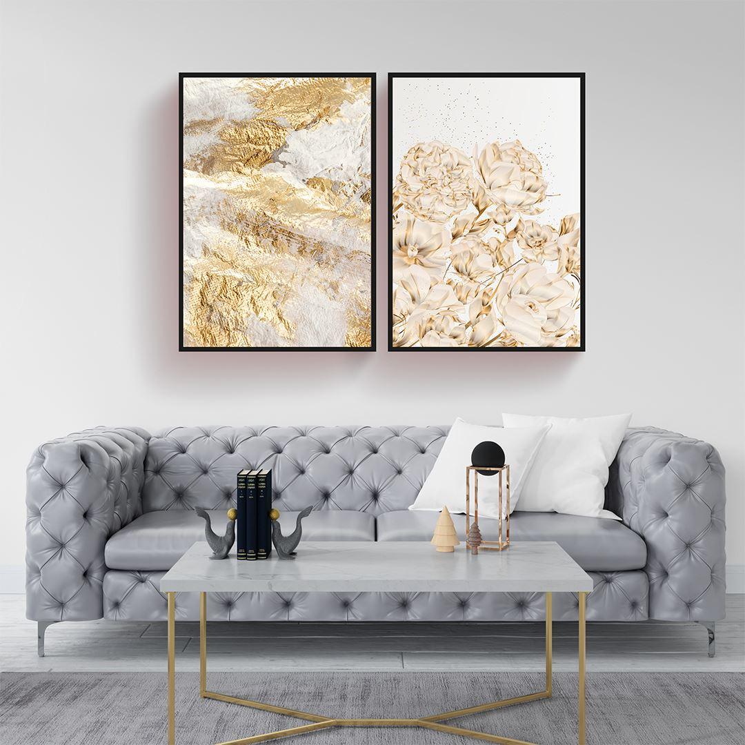 Modern Elegance Canvas Set