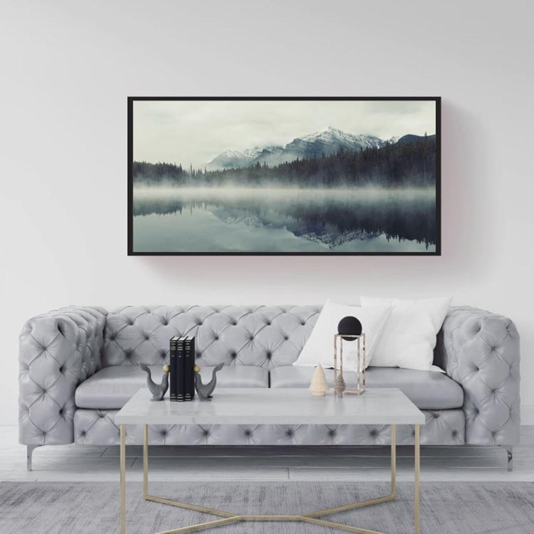 Herbert Gölü Kanvas Tablo