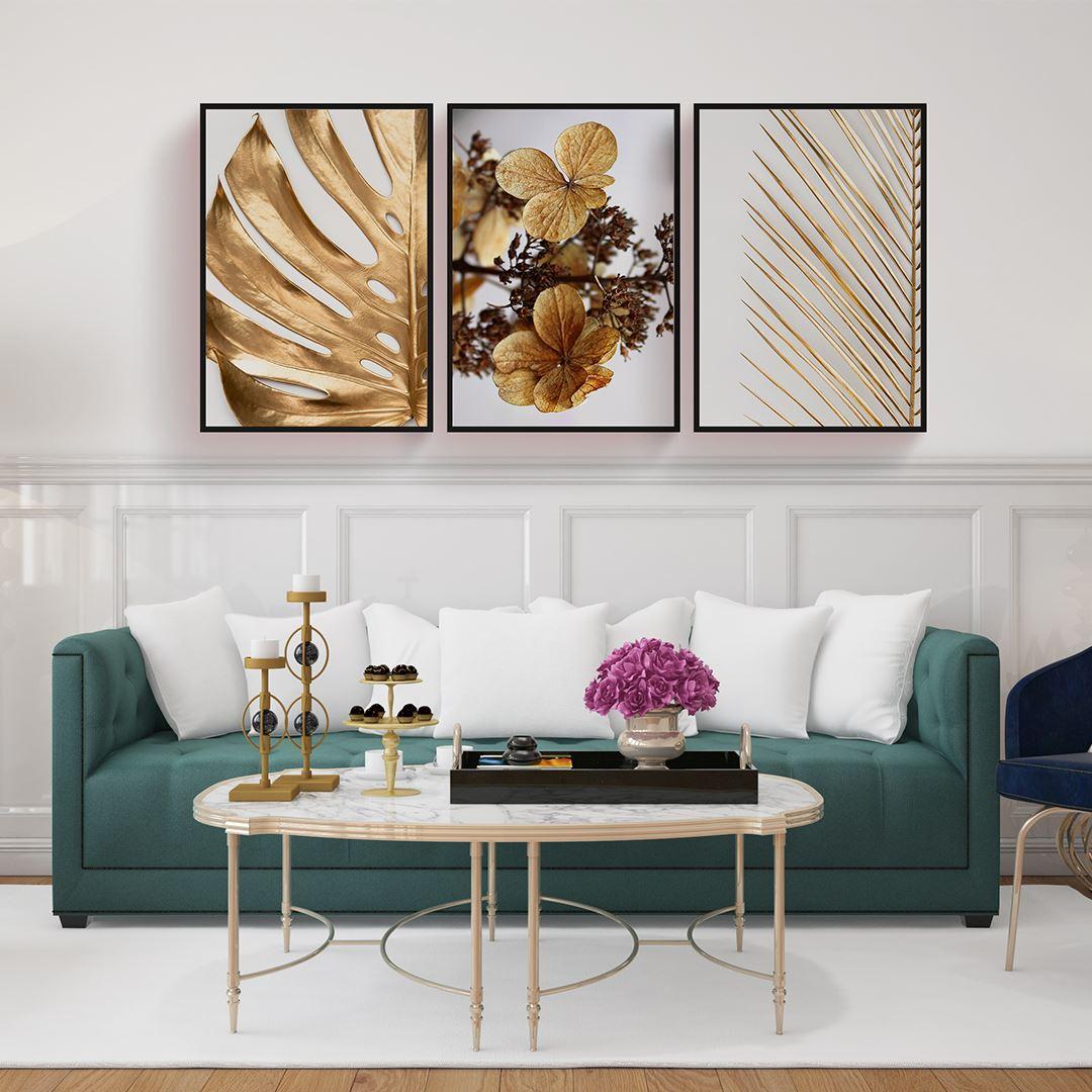 Luxury Tropic Canvas Set