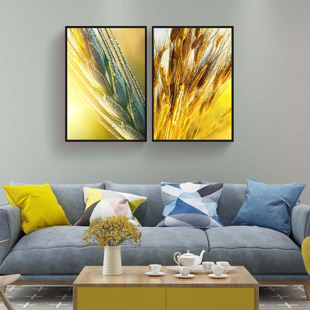 Spike Canvas Set