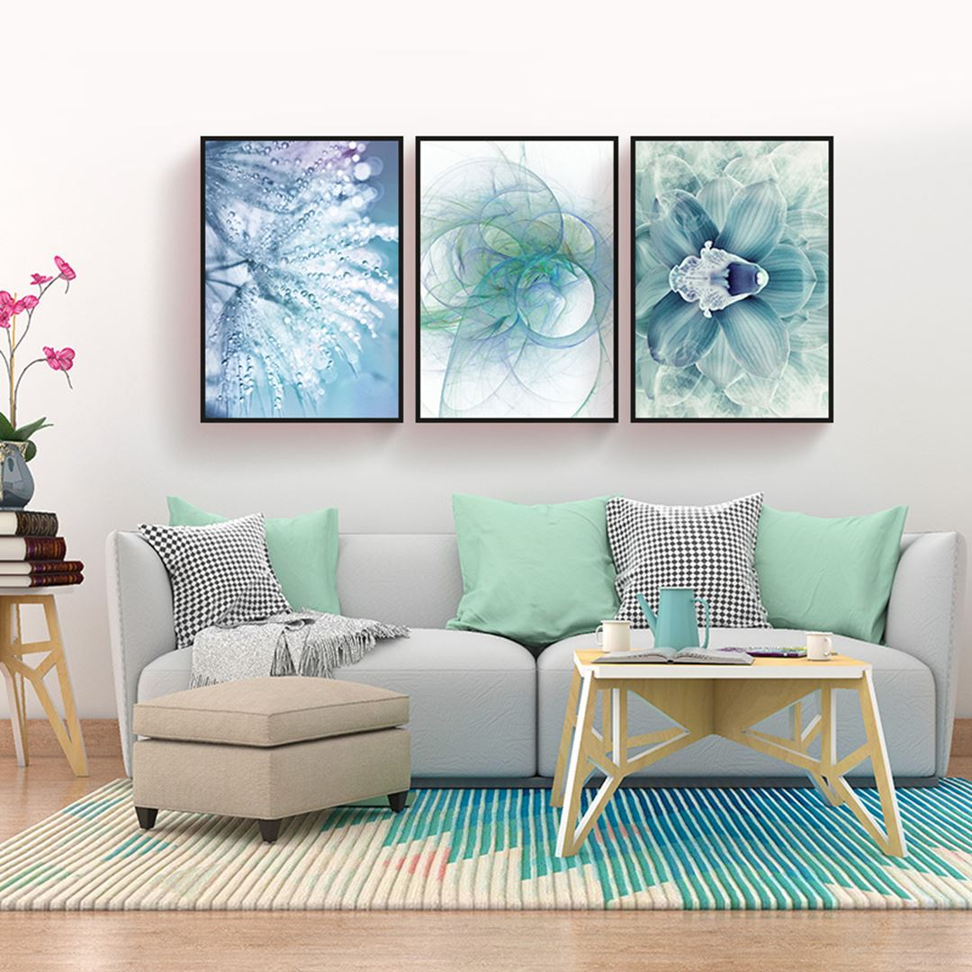 Natural Canvas Set
