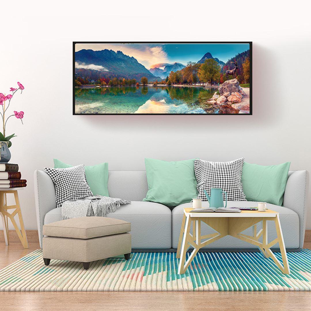 Triglav National Park Canvas