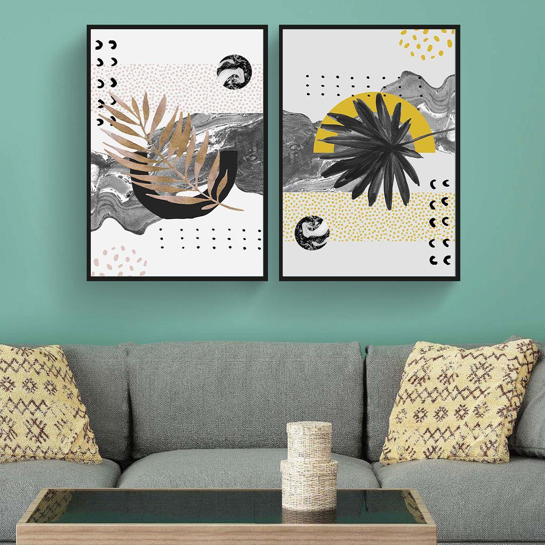 Modern Canvas Set