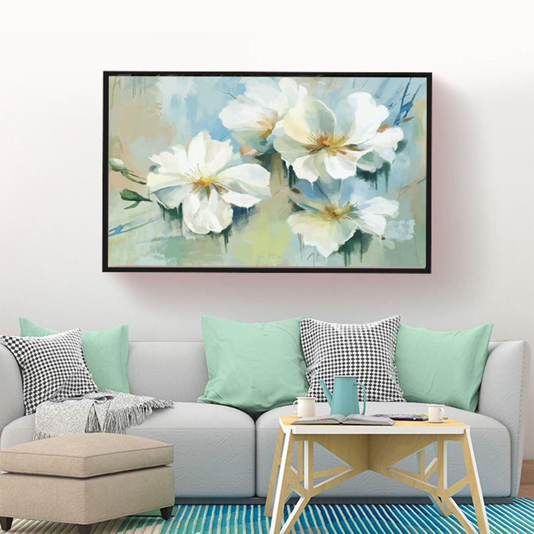 Natural Floral's Canvas