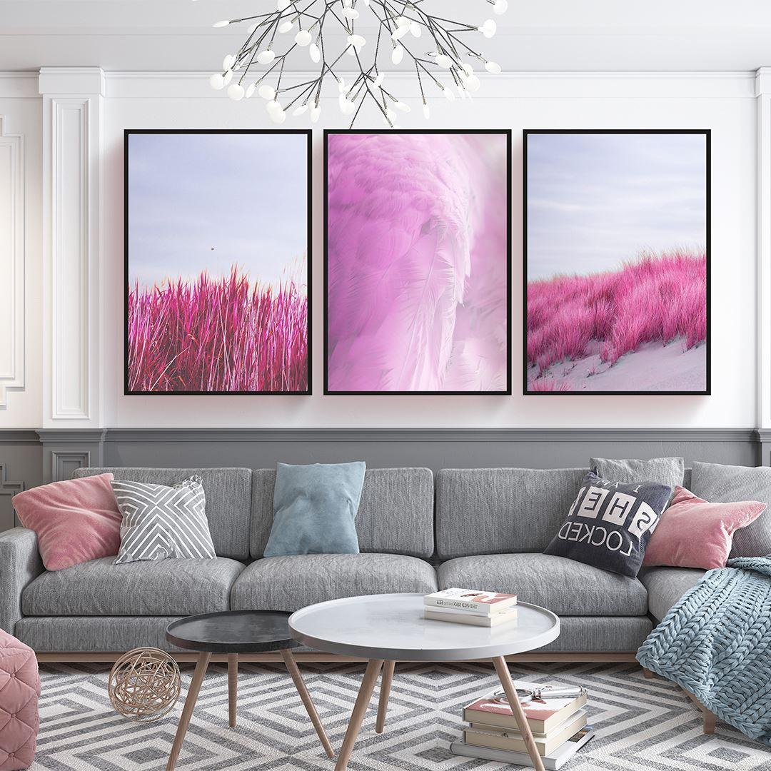 Sweet Spring Canvas Set