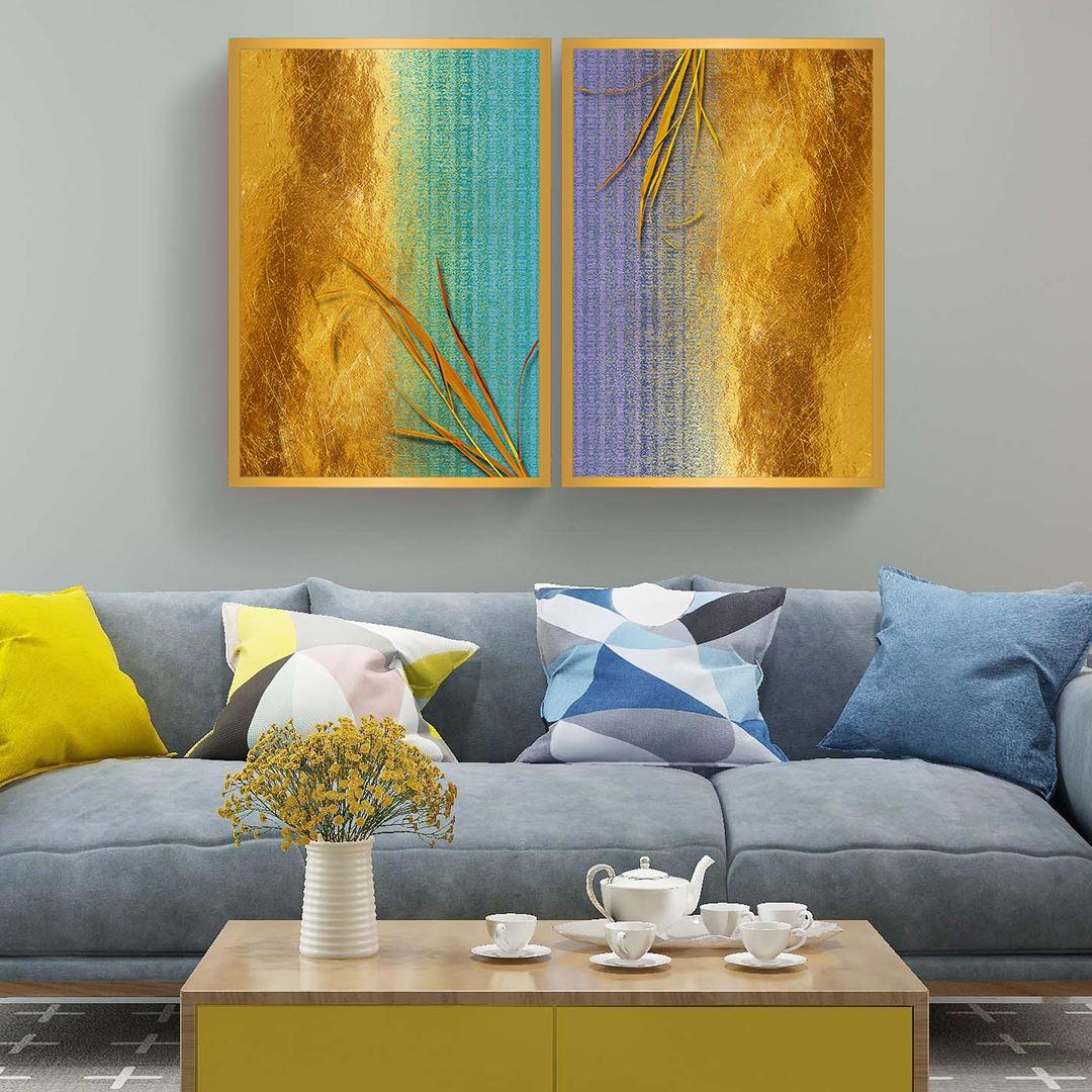 Modern Sanat Kanvas Set