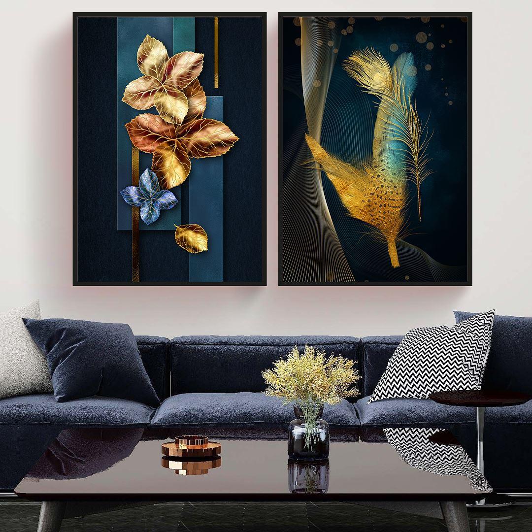 Elegance Canvas Set