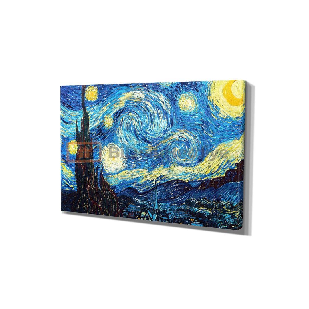 Vincent Van Gogh Yıldızlı Gece
