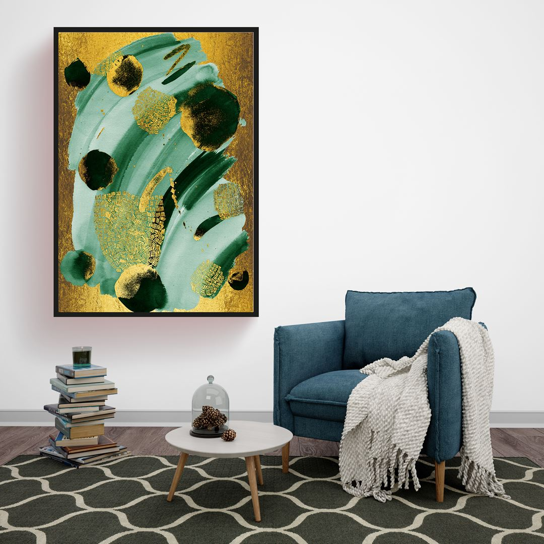 Modern Art Canvas