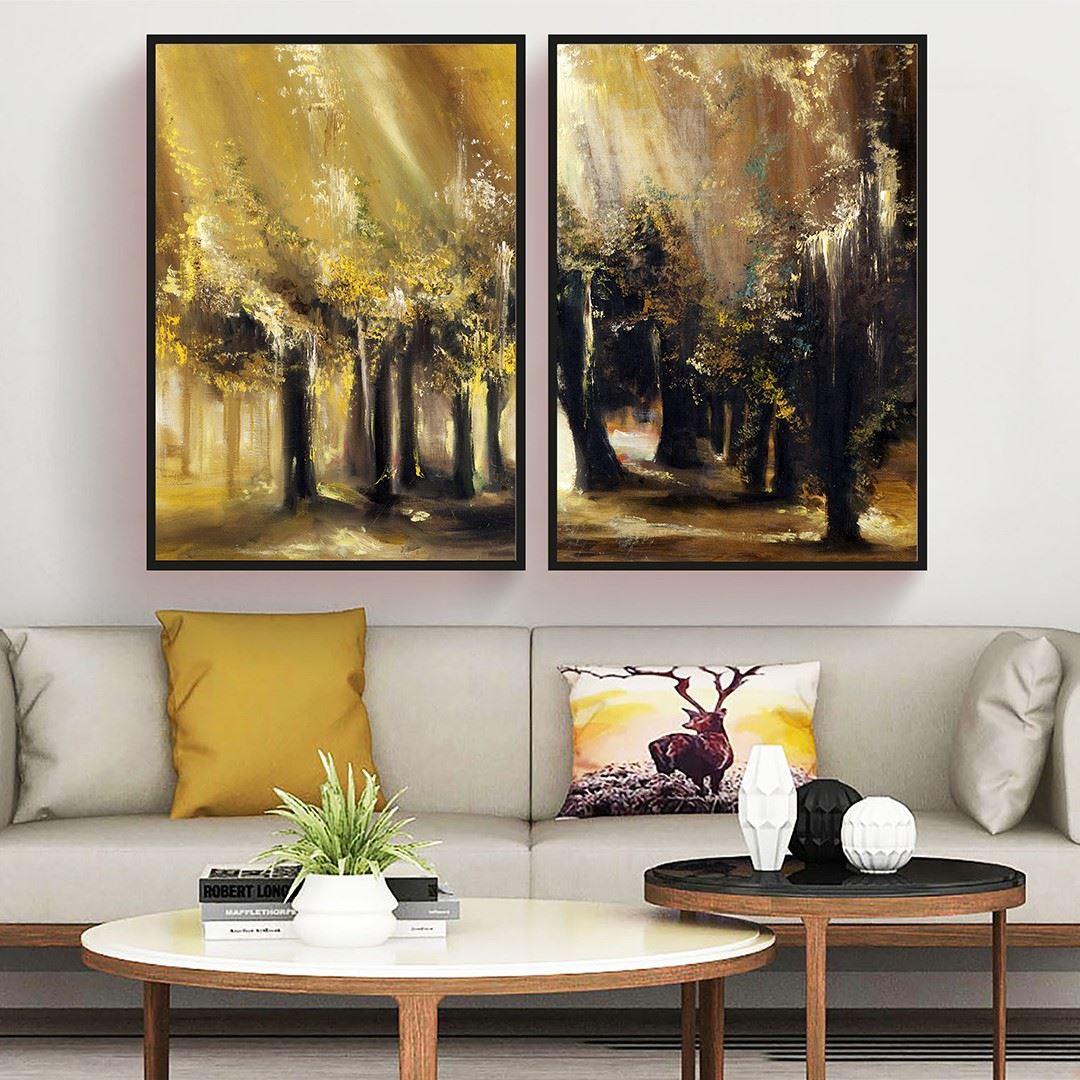 Last Autumn Canvas Set
