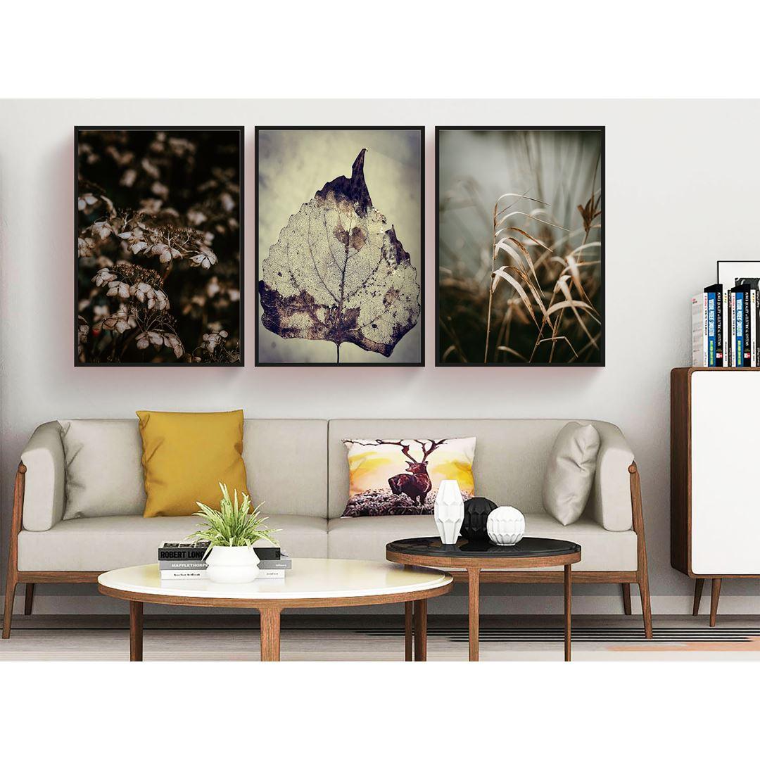 Natural Art Canvas Set