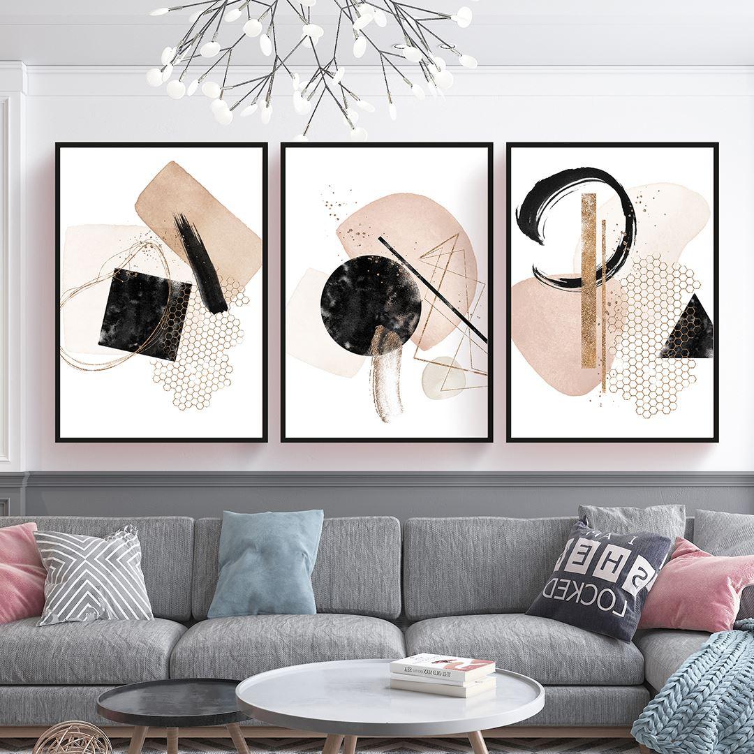 Trendy Style Canvas Set