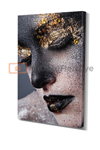 Gold and Black Makeup, Altın ve Siyah Makyaj