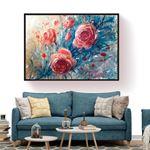 Luxury Rose's Canvas