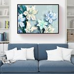 Beautiful and Butterfly Canvas