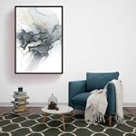Abstract Marble Canvas