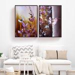 Sweet Butterfly Canvas Set