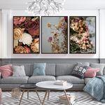 Dry Rose's Canvas Set
