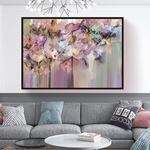 Natural Abstract Floral's Canvas