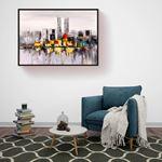 New York Şehir Manzarası Kanvas Tablo