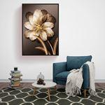 Luxury Flower Canvas