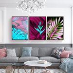Tropical Canvas Set