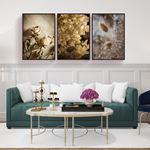 Dry Flowering Canvas Set