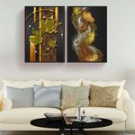 Modern Luxury Canvas Set