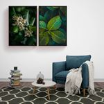 Natural Green Canvas Set