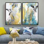 Modern Abstract Canvas Set