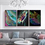 Luxury Color Decor Canvas Set