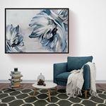 Modern Floral Canvas