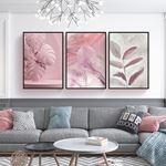 Sweet Pink Canvas Set
