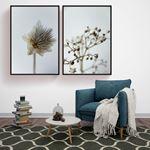 Dry Flower Canvas Set