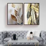 Dry Flower Kanvas Set