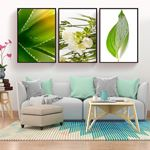 Modern Botanic Canvas Set